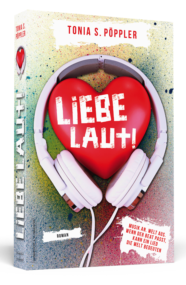 LIEBE LAUT - cover - 1000